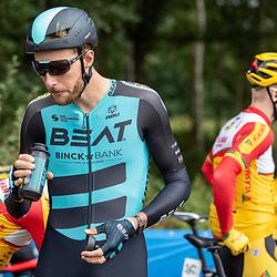 23-08-2020: Wielrennen: NK elite: Drijber <br />Jan Willem van Schip