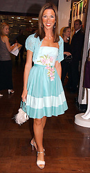 HEATHER KERZNER at a party hosted by Elizabeth Saltzman and Harvey Nichols to celebrate the UK launch of New York fashion designer Tory Burch held at the Fifth Floor Restaurant, Harvey Nichols, Knightsbridge, London on 24th May 2006.<br /><br />NON EXCLUSIVE - WORLD RIGHTS