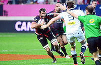 Yoann MAESTRI - 24.04.2015 - Stade Francais / Stade Toulousain - 23eme journee de Top 14<br />