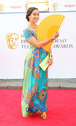 © Licensed to London News Pictures. 18/05/2014, UK. Oona Chaplin, Arqiva British Academy Television Awards - BAFTA, Theatre Royal Drury Lane, London UK, 18 May 2014. Photo credit : Richard Goldschmidt/Piqtured/LNP