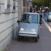 NLD/Amsterdam/20181018 - Boekpresentatie Carry Tefsen,