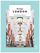 My fourth book collaboration with Luster Books. Nostalgic London guidebook is eloquently written by Ellie Walker Arnott. Published June, 2020.