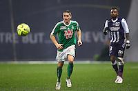 Romain Hamouma - 28.02.2015 - Toulouse / Saint Etienne - 27eme journee de Ligue 1 -<br />Photo : Manuel Blondeau / Icon Sport