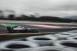 March 1, 2018 - Barcelona, Catalonia, Spain - KEVIN MAGNUSSEN (DAN) drives in his Haas VF-18 during day four of Formula One testing at Circuit de Catalunya (Credit Image: © Matthias Oesterle via ZUMA Wire)