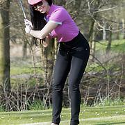 NLD/Spaarnwoude/20120323 - Golfen voor Spieren voor Spieren, Hind Laroussi Tahiri