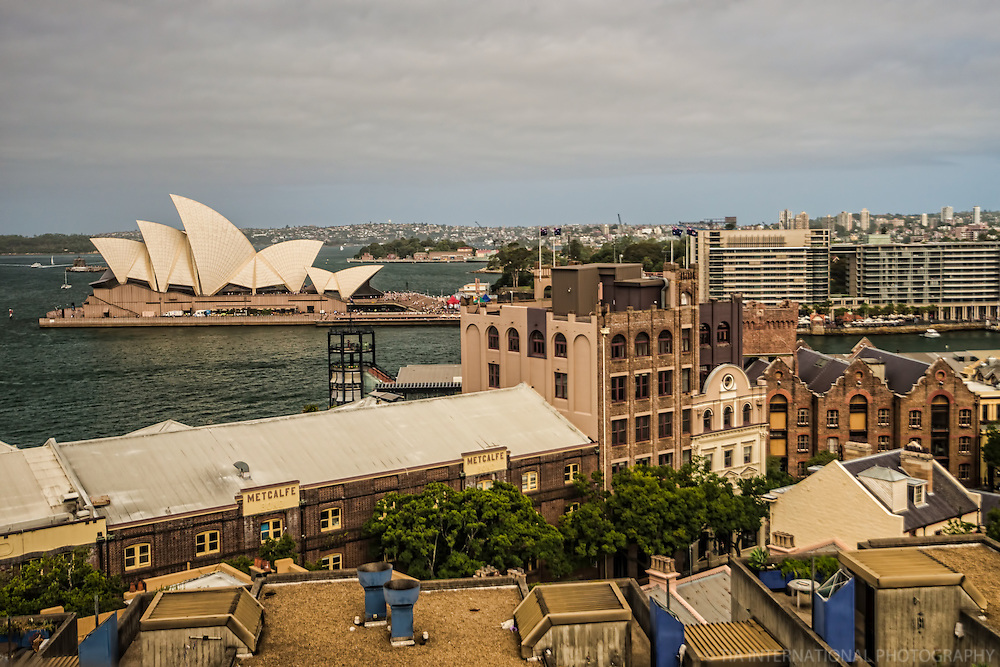Sydney Opera House & The Rocks