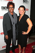 September 20, 2012- New York, New York: (L-R) Media Personality Harriette Cole and Debra Lee, President & CEO, BET Networks attend the 2012 Urbanworld Film Festival Opening night premiere screening of  ' Being Mary Jane ' presented by BET Networks held at AMC 34th Street on September 20, 2012 in New York City. The Urbanworld® Film Festival is the largest internationally competitive festival of its kind. The five-day festival includes narrative features, documentaries, and short films, as well as panel discussions, live staged screenplay readings, and the Urbanworld® Digital track focused on digital and social media. (Terrence Jennings)