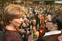 A candidata ao governo do Estado do RS, Yeda Crusius recebe apoio do PTB em noite festiva. FOTO: Jefferson Bernardes/Preview.com