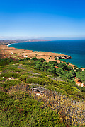 Santa Rosa Island, Channel Islands National Park, California USA