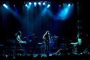 Tame Impala performs live at the Granada Theater in Dallas on Wednesday, February 27, 2013. (Cooper Neill/The Dallas Morning News)