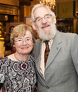 David Lohan and his wife Marie at the Gorta Self Help Africa Annual Ball in Hotel Meyrick Galway City. Photo: Andrew Downes, XPOSURE.