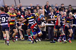 Jordan Crane of Bristol Rugby - Mandatory by-line: Dougie Allward/JMP - 30/12/2017 - RUGBY - The Athletic Ground - Richmond, England - Richmond v Bristol Rugby - Greene King IPA Championship