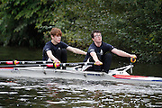 Crew: 28 - Kings Sch Worcs KSW-Rawles   Event: J16A.2x<br /> <br /> Afternoon Division<br /> Worcester Small Boats Head 2016<br /> <br /> To purchase this photo, or to see pricing information for Prints and Downloads, click the blue 'Add to Cart' button at the top-right of the page.