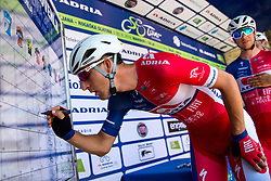 David Per (SLO) of Adria Mobil during 2nd Stage of 26th Tour of Slovenia 2019 cycling race between Maribor and Celje (146,3 km), on June 20, 2019 in Slovenia.. Photo by Matic Klansek Velej / Sportida