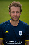 Gareth Berg of Hampshire during the 2019 press day for Hampshire County Cricket Club at the Ageas Bowl, Southampton, United Kingdom on 27 March 2019.