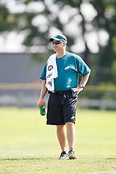 Philadelphia Eagles Head Athletic Trainer Rick Burkholder during the Eagles NFL Training Camp at Lehigh University in Bethlehem, Pennsylvania on Saturday July 31st 2010. (Photo By Brian Garfinkel)