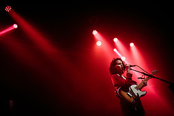 November 22, 2018 - Turin, Italy - Anna Calvi, the english artist, performs live in Turin. (Credit Image: © Daniele Baldi/Pacific Press via ZUMA Wire)