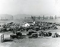 1921 Mercury Aviation at DeMille Field #2 at Wilshire & Fairfax Blvds.