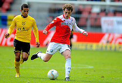 16-05-2010 VOETBAL: FC UTRECHT - RODA JC: UTRECHT<br /> FC Utrecht verslaat Roda in de finale van de Play-offs met 4-1 en gaat Europa in / Barry Maguire<br /> ©2010-WWW.FOTOHOOGENDOORN.NL