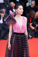Zhong Chuxi at the Opening Ceremony and gala screening of the film The Truth (La Vérité) at the 76th Venice Film Festival, Sala Grande on Wednesday 28th August 2019, Venice Lido, Italy.