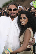 Bollywood actor Bedi arriving with an unidentified guest at the International Indian Film Academy Awards (IIFA) ceremony at the Hallam Arena in Sheffield for the annual IIFA awards. The awards were known as the 'Bollywood Oscars' and ran from 7-10th June. They were watched by an estimated global television audience 500 million people.