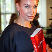 NLD//Amsterdam/20160422 - Boekpresentatie Maestra, schrijfster Lisa Hilton
