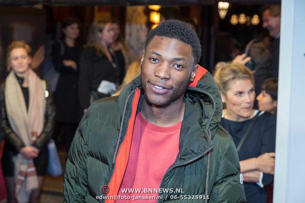 NLD/Amsterdam/20171113 - Premiere Soof: Een Nieuw Begin, Sevn Alias