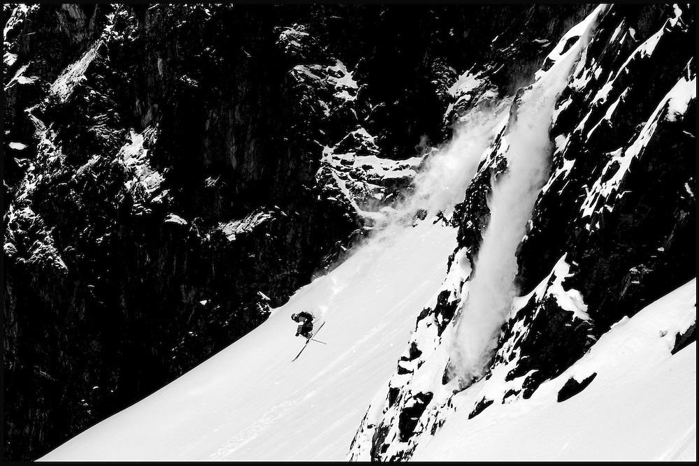 Rider: Seb Michaud.Lieux: Cachemire (India)