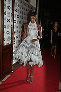 Naomi Campbell, GQ Men of The Year. Royal Opera House. Covent Garden. 4 September 2007. -DO NOT ARCHIVE-© Copyright Photograph by Dafydd Jones. 248 Clapham Rd. London SW9 0PZ. Tel 0207 820 0771. www.dafjones.com.