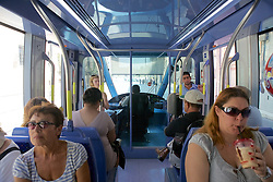 Jerusalem's New Light Rail System