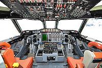 RCAF CP-140 Aurora cockpit