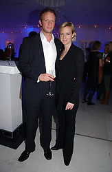 Actress HERMONIE NORRIS and RUPERT PENRY-JONES attending the Tag Heuer party where an exhibition of photographs by Mary McCartney celebrating 15 exception women from 15 countries was unveiled at the Royal College of Arts, Kensington Gore, London on 8th February 2007.<br /><br />NON EXCLUSIVE - WORLD RIGHTS