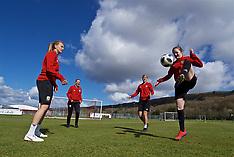 2019-04-02 Wales Women Training