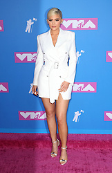 August 21, 2018 - New York City, New York, USA - 8/20/18.Kylie Jenner at the 2018 MTV Video Music Awards held at Radio City Music Hall in New York City..(NYC) (Credit Image: © Starmax/Newscom via ZUMA Press)