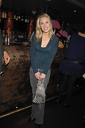 IMOGEN LLOYD WEBBER at a party hosted by Kitts nightclub in honour of Ed Godrich to than him for his work on designing the club in Sloane Square, London on 1st March 2007.<br /><br />NON EXCLUSIVE - WORLD RIGHTS