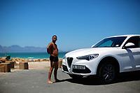 Alfa Romeo   Stelvio - Cape Town Location Shoot - William Simpson - Captured by Daniel Coetzee for www.zcmc.co.za