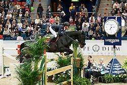 Delestre Simon, (FRA), Qlassic Bois Margot<br /> Longines FEI World Cup Final 2 - Goteborg 2016<br /> © Hippo Foto - Dirk Caremans<br /> 26/03/16