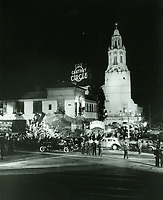1930 Premiere at the Carthay Circle Theater