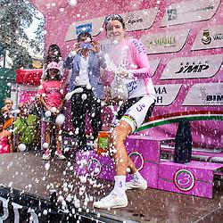 08-07-2014: Wielrennen: Giro d Italia vrouwen: Italie: Marianne Vos