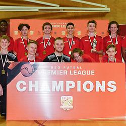 BRISBANE, AUSTRALIA - DECEMBER 17:  during the SEQ Futsal Premier League Grand Finals on December 17, 2017 in Brisbane, Australia. (Photo by Patrick Kearney)