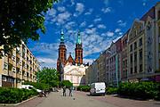 Katedra p.w. św. Apostołów Piotra i Pawła w Legnicy, Polska<br /> Cathedral of St. Apostles Peter and Paul in Legnica, Poland