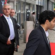 NLD/Amsterdam/20070910 - Voorpremiere Sextet, bedreigde Ehsan Jami met beveiiliging