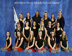 West Perry MS group shots at KIDA Championships
