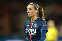 Kosovare Asllani - 28.03.2015 - Paris Saint Germain / Glasgow City FC - 1/4Finale retour Champions League<br /> Photo : Andre Ferreira / Icon Sport