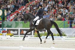 Sprehe, Kristina, Desperados FRH<br /> Normandie - WEG 2014<br /> Grand Prix Special<br /> © www.sportfotos-lafrentz.de/ Stefan Lafrentz