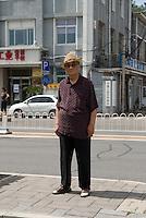 Chang Shuijia, on October 1st 1949 was in hospital, North of Zhongnanhai. Beijing 2009.