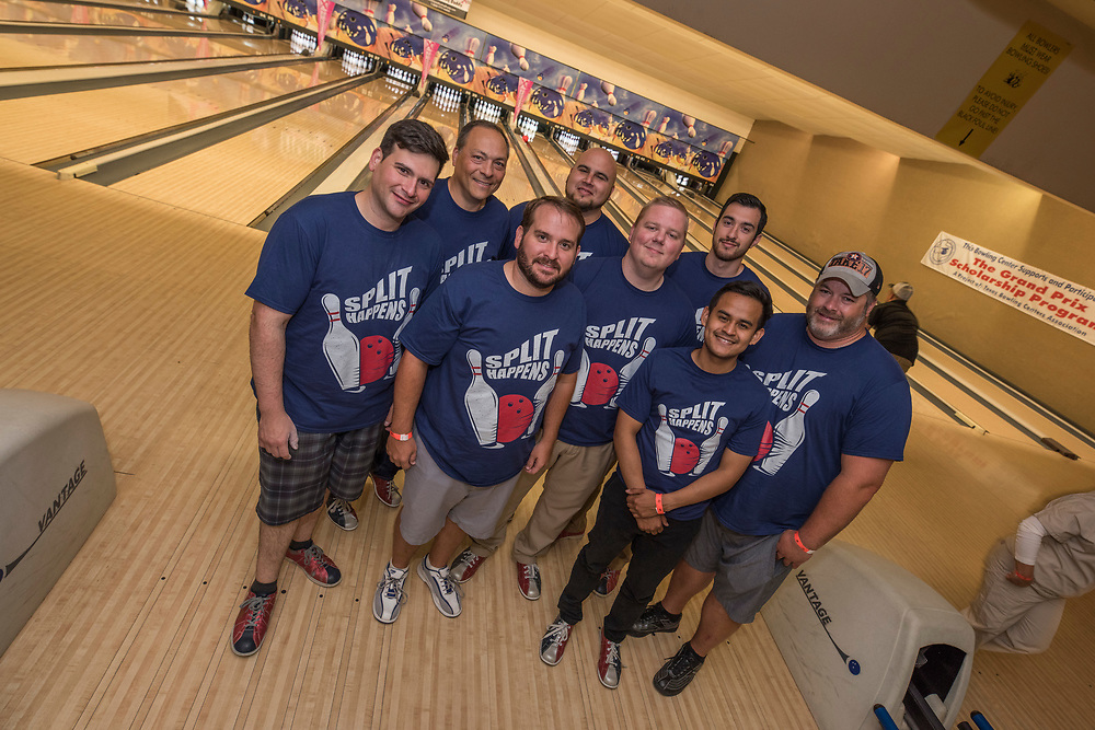 Houston Apartment Association Bowling Tournament was held on Friday, July 20, 2017, at the Copperfield Lanes.