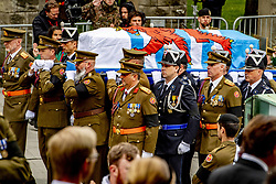 Funeral of Grand Duke Jean of Luxembourg at Cathedral Notre-Dame of Luxembourg in Luxembourg City, Luxembourg on May 4, 2019. Grand Duke Jean of Luxembourg has died at 98, April 23, 2019. Photo by Robin Utrecht/ABACAPRESS.COM