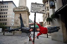 Olympic London Parkour Commuters