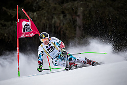 19.12.2016, Grand Risa, La Villa, ITA, FIS Ski Weltcup, Alta Badia, Riesenslalom, Herren, 1. Lauf, im Bild Marcel Hirscher (AUT) // Marcel Hirscher of Austria in action during 1st run of men's Giant Slalom of FIS ski alpine world cup at the Grand Risa race Course in La Villa, Italy on 2016/12/19. EXPA Pictures © 2016, PhotoCredit: EXPA/ Johann Groder